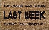 Mats Matter Last Week-Doormat(45 x 75 CM)