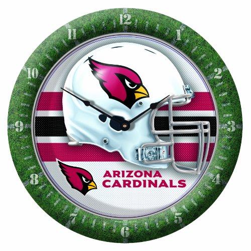 NFL Arizona Cardinals Game Time Clock