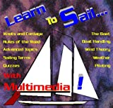 img - for Learn to Sail! with Multimedia! CD DVD by Linda S Cullum (2013-03-15) book / textbook / text book