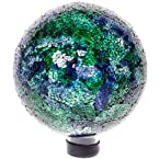 8in Glass Gazing Ball
