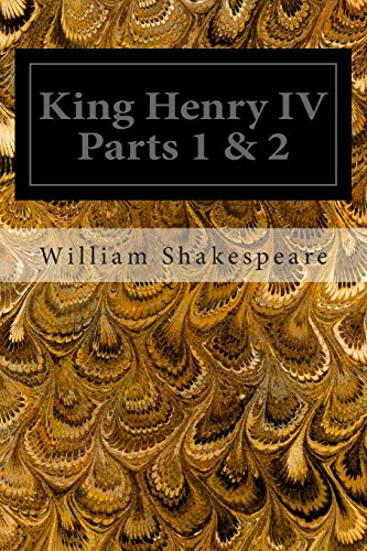King Henry IV Parts 1 & 2