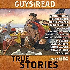 Guys Read: True Stories Audiobook