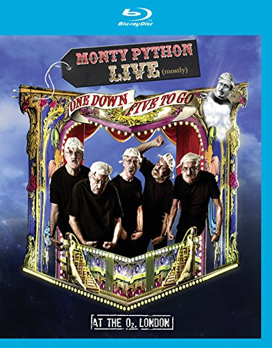 Monty Python Live (Mostly): One Down, Five to Go [Blu-ray]