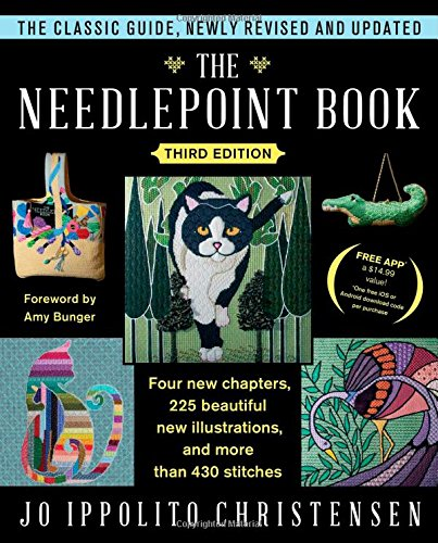 Download The Needlepoint Book: New, Revised, and Updated Third Edition