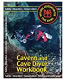 img - for Cavern and Cave Diver Workbook book / textbook / text book