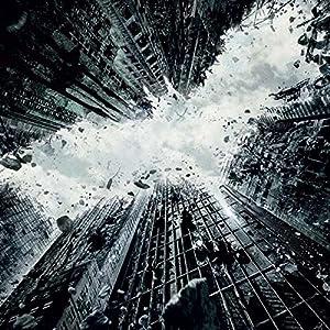 DC Comics Batman Otterbox Armor iPhone 5 & 5s Skin - Batman Dark Knight Rises Movie Poster Vinyl Decal Skin For Your Armor iPhone 5 & 5s at Gotham City Store