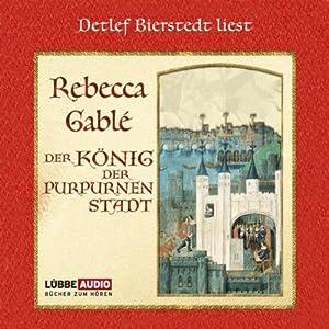 eBook Cover für  Der K xF6 nig der purpurnen Stadt