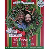 Hairy Bikers 12 Days of Christmas Signedby Dave Myers