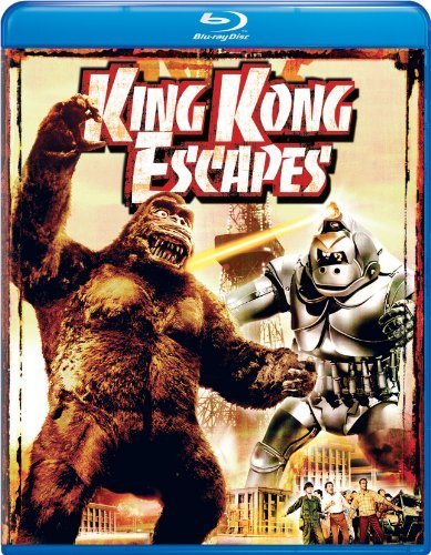 King Kong Escapes [Blu-ray] by Universal Studios