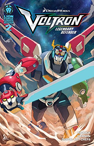 Voltron: Legendary Defender #2 (of 4)