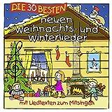 Die 30 besten neuen Weihnachts- und Winterlieder - Simone Sommerland, Karsten Glück & die Kita-Frösche