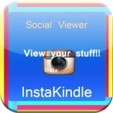 InstaKindle- Instantly View Your Social Stuff