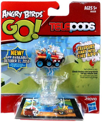 Angry Birds GO! Telepods Grey Birds Kart