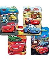 Disney Cars Board Books - Set of Four (Disney/Pixar)
