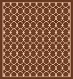 5'x8' Indoor Outdoor Area Rug Brown Beige (5'2
