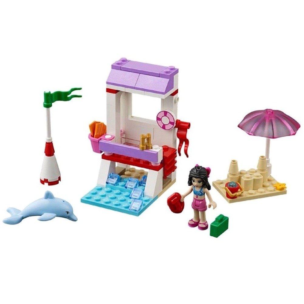 LEGO Friends 41028 Emma's Lifeguard Post