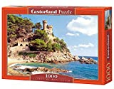 Castorland Lloret de Mar Spain Jigsaw (1000-Piece)