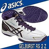 asics(アシックス)【TBF315】ゲルバースト RS 2 Z バスケットシューズ ホワイト×パープル0133WHT×PPL 24.5
