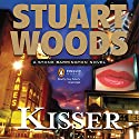 Kisser: Stone Barrington, Book 17 Audiobook by Stuart Woods Narrated by Tony Roberts