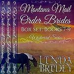 Westward Series Box Set, Books 7 - 9: Montana Mail Order Brides | Linda Bridey