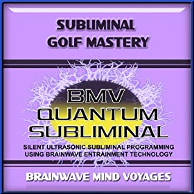 Subliminal Golf Mastery - Ocean Soundscape Track