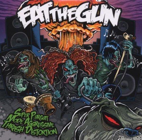 Super Pursuit Mode Aggressive Thrash Distortion by Eat The Gun (2009-11-10)