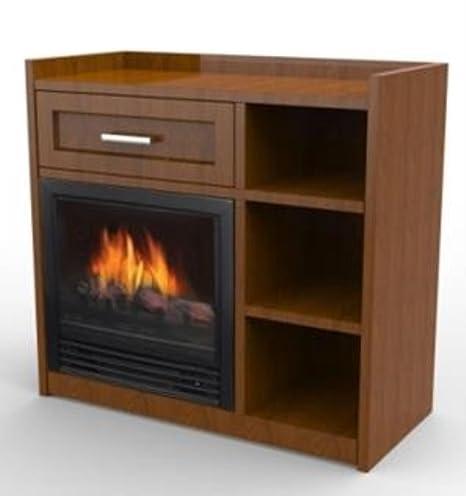 Stonegate HZM0105-29F Baymont Electric Fireplace'), brand (Merchant: 'CONSUMER SALES NETWORK' / Amazon: 'Stonegate®'), manufacturer (Merchant: 'CONSUMER SALES NETWORK' / Amazon: 'Stonegate