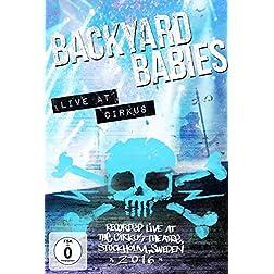 Live at Circus [Blu-ray]