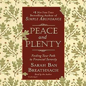 Peace and Plenty Audiobook