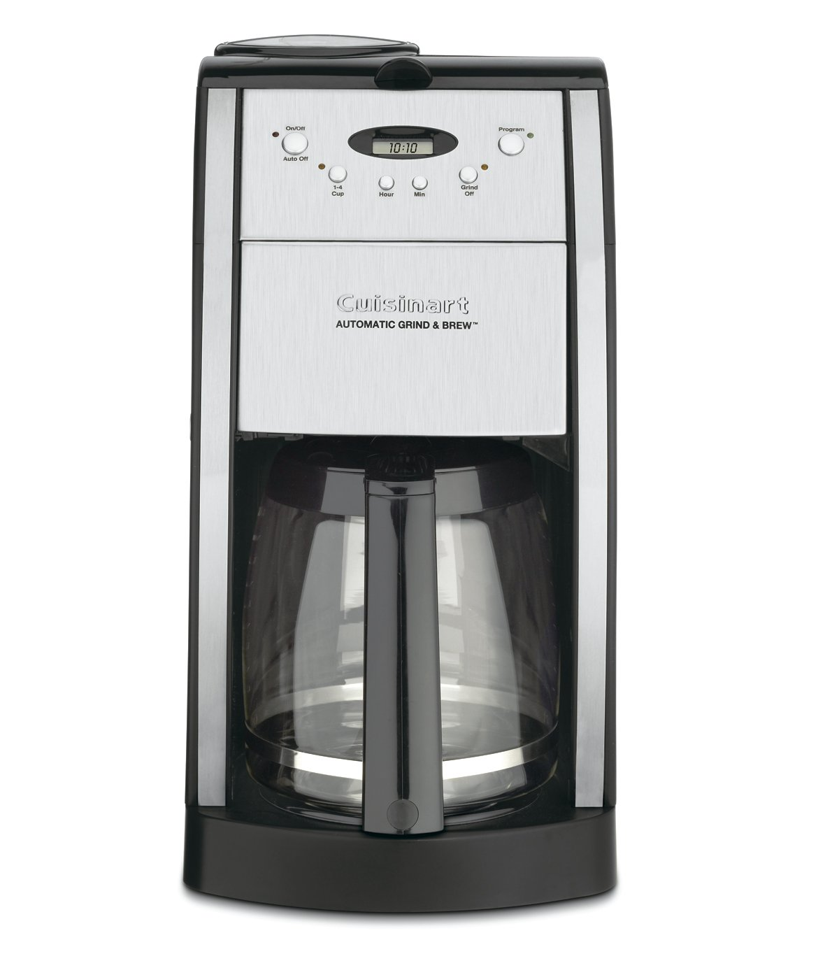 Cuisinart Carafe Coffee Maker Instructions : The Best Cuisinart Coffee Maker With Grinder Seekyt