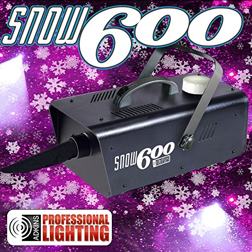 Snow Machine 600 - Great snow machine that produces the illusion of real snow.