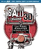 Saw: The Final Chapter 3D [3D Blu-ray + Blu-ray + DVD + Digital Copy]
