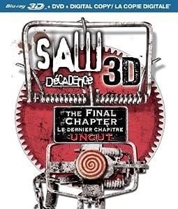 Saw: The Final Chapter 3D [3D Blu-ray + DVD + Digital Copy]