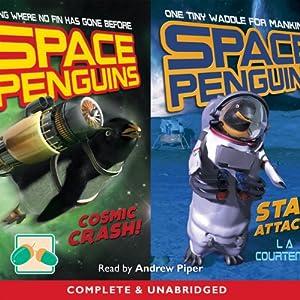 Space Penguins Audiobook