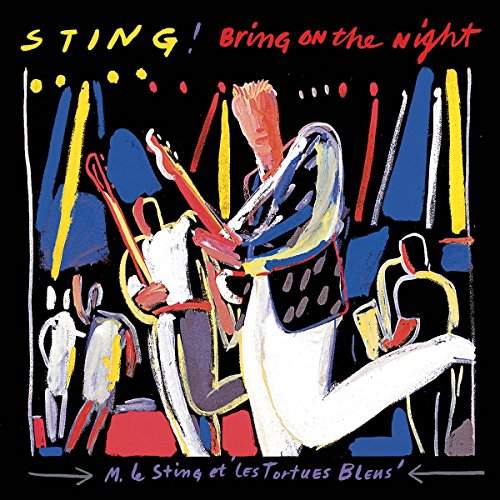 Sting - Bring On The Night [2 Cd Remastered] - Zortam Music
