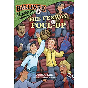 The Fenway Foul-up Audiobook