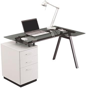 Alphason NEW Cleveland 4 Computer Workstation