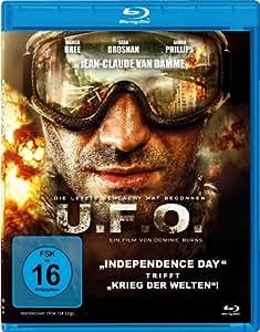 U.F.O. - Die letzte Schlacht hat begonnen [Blu-ray]