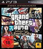 GTA: Episodes from Liberty City (PS3) (USK 18)