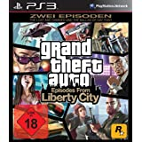 "Grand Theft Auto: Episodes from Liberty City - Zwei komplette Spiele: ""The Lost and Damned"" + ""The Ballad of Gay Tony""von ""Rockstar Games"""