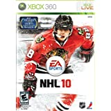 NHL 10 - Xbox 360 ~ Electronic Arts