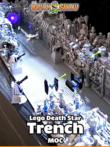 LEGO Star Wars Death Star Trench MOC