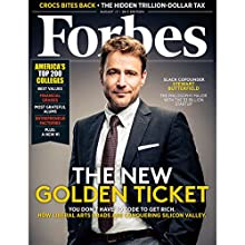 Forbes, August 3, 2015  by Forbes Narrated by Ken Borgers