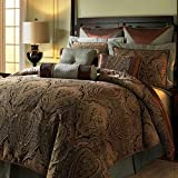 Hampton Hill Canovia Springs Duvet Style Comforter Set, King, Multicolor