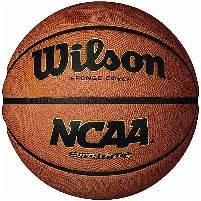 Wilson Sporting Goods Team WTB0860-P NCAA Super Grip Basketball