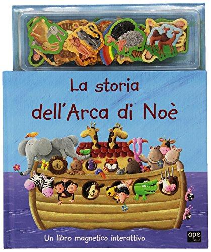 La storia dell'arca di Noè Con gadget PDF