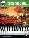 40 Sheet Music Bestsellers Christmas Hits PVG