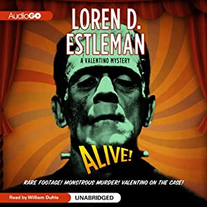 Alive! Audiobook