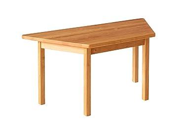 Robin tavolo trapezio alla scuola materna, altezza 46 cm