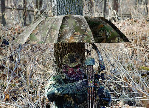 Lowest Price! Allen Company Instant Roof Tree Stand Umbrella (Oakbrush, 57-Inch)